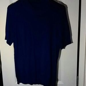 Sweaters - Sweater, short sleeves, cobalt blue, L